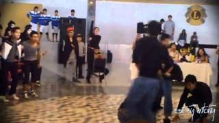 A Waving Electro Flag - 2011 Electro Dance World Championship Teaser