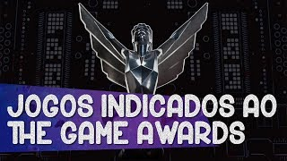 Novo jogo da NINJA THEORY e indicados ao THE GAME AWARDS 2018
