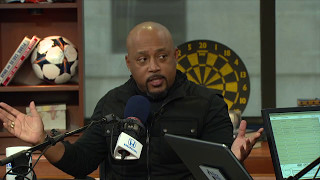 "Daymond John of ABC's ""Shark Tank"" on LaVar Ball - 5/817"