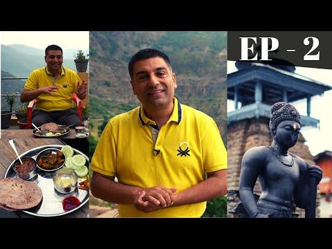 Himrol Village To Janki Chatti, Yamunotri Dham   | Uttarakhand Char Dham Yatra | EP 2