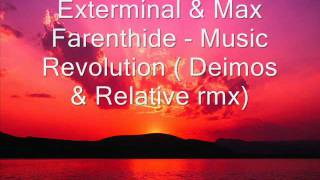 Exterminal & Max Farenthide feat.PCSU Allstars - Music Revolution
