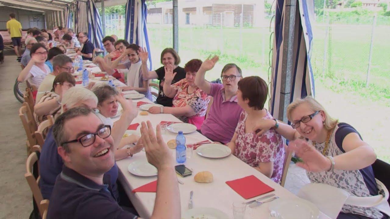 Volontari con le persone con disabilità - Associazione Lucia Schiavinato