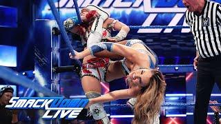 Kairi Sane vs. Peyton Royce: SmackDown LIVE, April 23, 2019