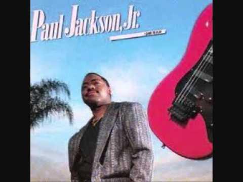 Paul Jackson jr   Personal Touch