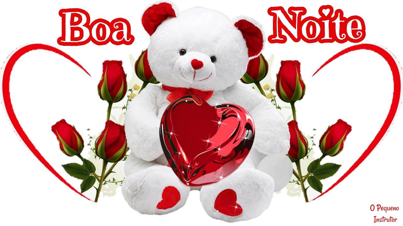 LINDA MENSAGEM DE BOA NOITE!!! COM CARINHO ♥ PRA VOCÊ