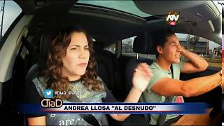 Andrea Llosa realizó reveladores confesiones a Coco Maggio