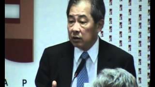 Едвард Чоу про проблеми компанії Chevron та Shell в Україні