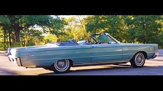 1965 Mercury Parklane Maurader Convertible