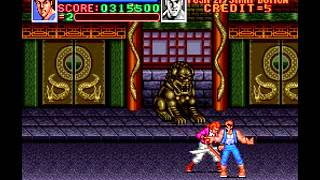 TAS - Super Double Dragon (Snes) in 41:21 by Dowg-Fury