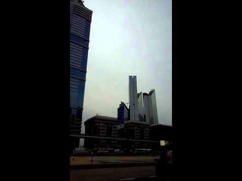 Dubai financial centre by cha