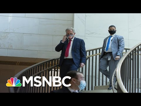 Trump Refused To Call Off Rioters During Kevin McCarthy Phone Call On Jan. 6 | All In | MSNBC