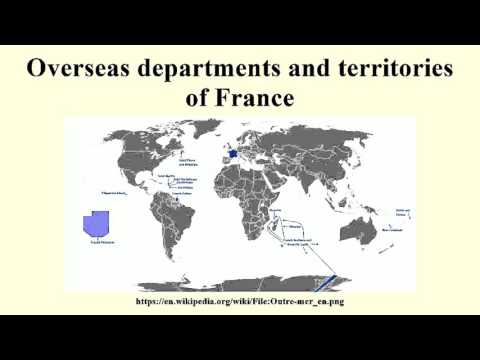 Category:French overseas territories