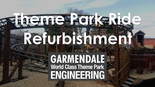 Theme Park Ride Refurbishment