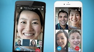 Skype Group Video Calling for Android & iOS Comming Soon(Skype to Introduce Group Video Calling for Android, iOS Apps. Watch the full video to know more insights Subscribe to Times Of India's Youtube channel here: ..., 2016-02-20T08:10:10.000Z)