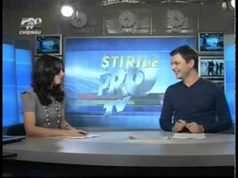 PRO TV   Angela Gonta si   Nicu Timofti