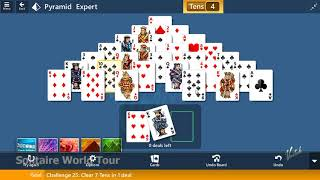 Solitaire World Tour #25 | August 3, 2019 Event