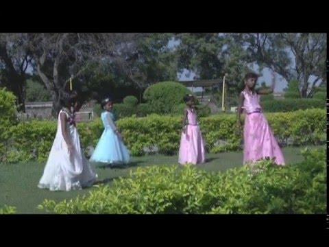 "Poovin Narkandham | ""Tamil Kids Special"" Video | Rachel | Holy Gospel Music"