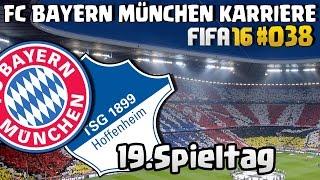 FIFA 16 Karrieremodus #38 19. Spieltag - TSG 1899 Hoffenheim ★ Lets Play FIFA 16 KARRIERE | deutsch