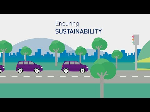 SMMT Sustainability in UK Automotive production