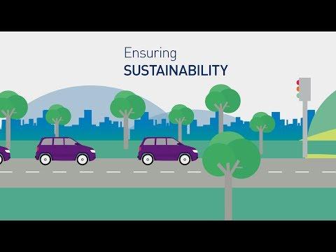 SMMT Sustainability in UK Automotive production