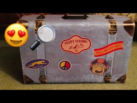 Egypt Station Traveller's Edition Unboxing (Paul McCartney) Mp3