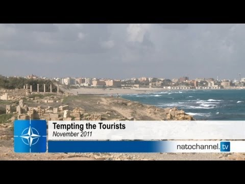 NATO and Libya - Tempting the tourists