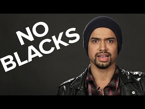 "How Black Guys React To Seeing ""No Blacks"" On Dating Apps"