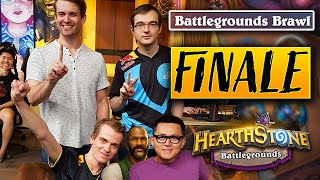 Can Brann & His Battlecries Save The Boys? 1 POINT DIFFERENCE!! Battlegrounds Brawl Round FINALE!