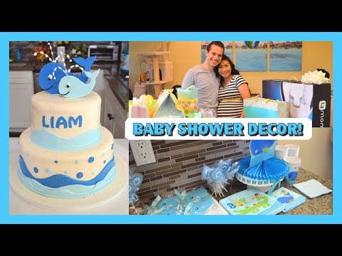 Baby Shower Decorations YouTube