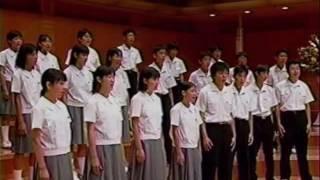 宮崎大学教育文化学部附属中学校(平成12年度NHK全国学校音楽コンクール宮崎県大会)