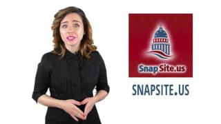 SnapSite us Campaign Websites for Political Candidates