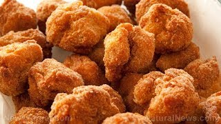 Frozen Chicken Nuggets RECALLED For Containing Pieces Of WOOD