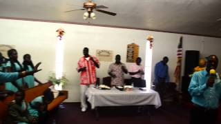 South Sudanese gospel Community Church Phoenix, AZ Spiritual Revival Conference 2015