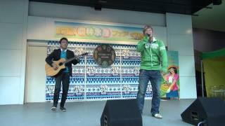 名古屋市アスナルで開催された、『あいちの農林水産フェア』での、トラ...