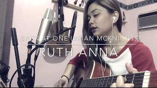 Video Back At One (Brian McKnight) Cover - Ruth Anna download MP3, 3GP, MP4, WEBM, AVI, FLV April 2018