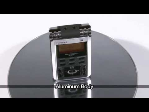 R-05 WAVE/MP3 Recorder Introduction (Part 1)