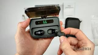 TiYiViRi - TWS Наушники-вкладыши Bluetooth 5.0 - IPX7 Водонепроницаемые