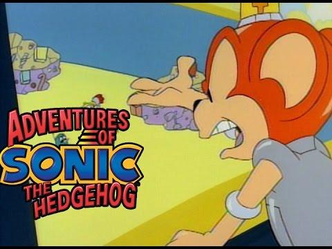 Adventures of Sonic the Hedgehog 145 - Super Robotnik