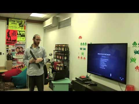 Jerusalem coding meetup - node.js part #1 by Yonatan Ellman