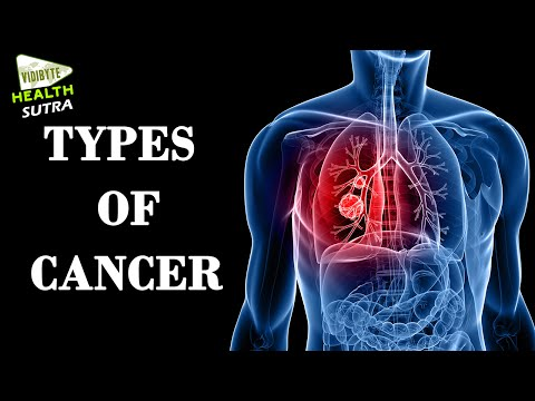 Types of Cancer and Their Symptoms
