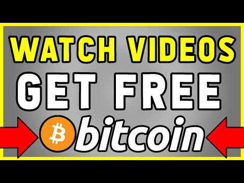 Earn FREE Bitcoin Just By Watching VIDEOS Online! (2020)