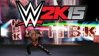 WWE 2K15: Shawn Michaels (HBK) Entrance (PS4/Xbox One)