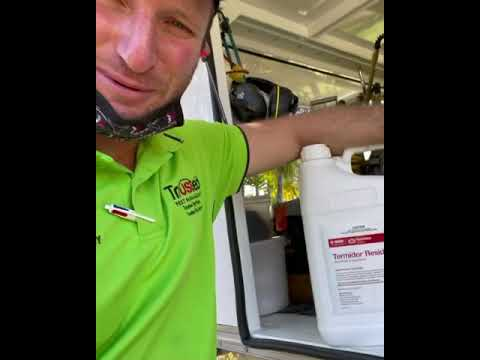 The best product for termite control - Termidor