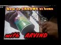 How to chrome