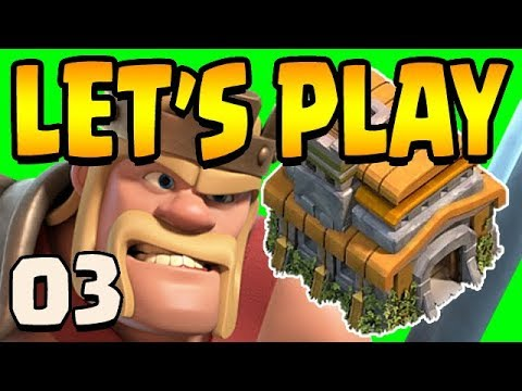 NEW KING!  TH7 Let's Play ep3 | Clash of Clans