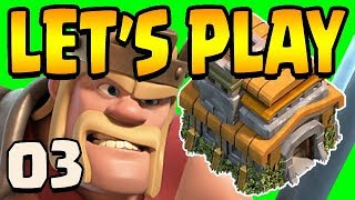 NEW KING!  TH7 Let's Play ep3   Clash of Clans