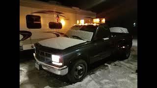 Sireno 42860 Demo On 2000 Chevy 3500 WT