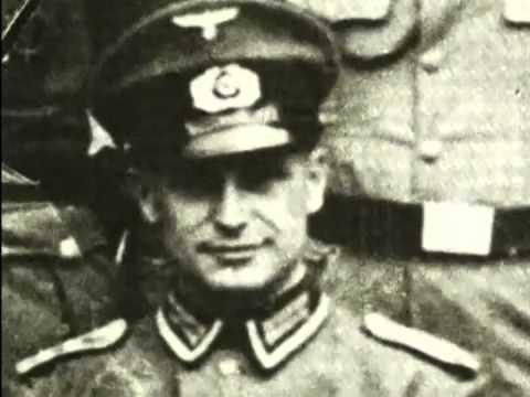 Reinhard Gehlen - The CIA & The Nazis