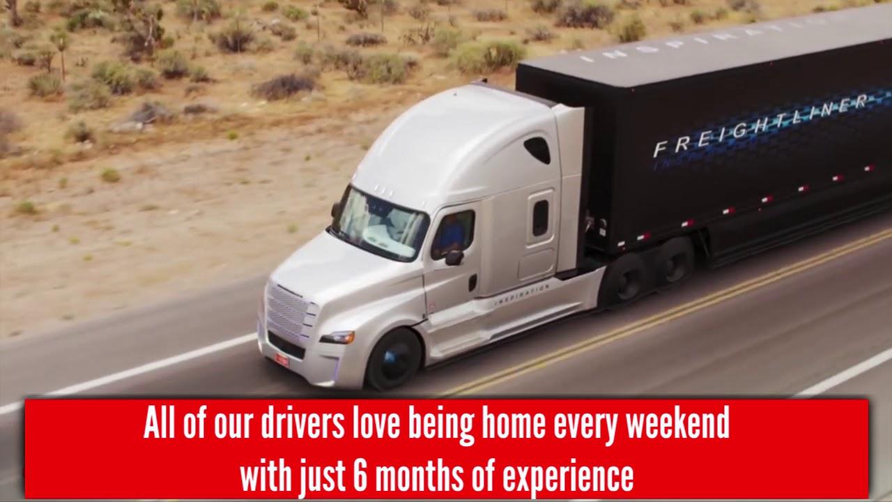 truck driver class a cdl jobs - driver solutions