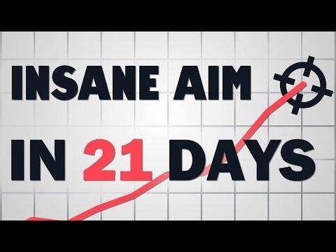 How I got insane aim in 21 days - Kovaaks Aim Trainer